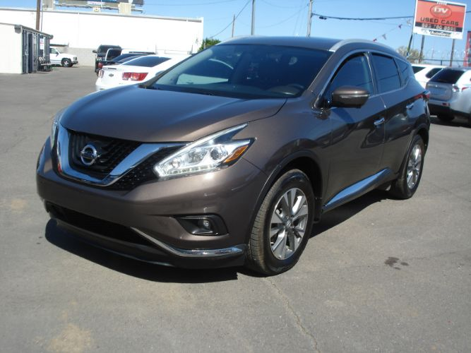 2015 Nissan Murano SL Low Miles, Finance Available