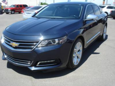2017 Chevrolet Impala Leather Loaded Premier, Finance Available