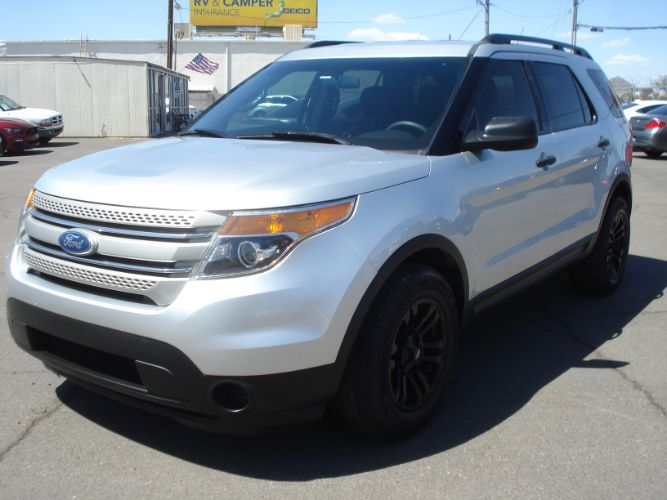 2012 Ford Explorer 3rd Row, Nice Wheels, Finance Available