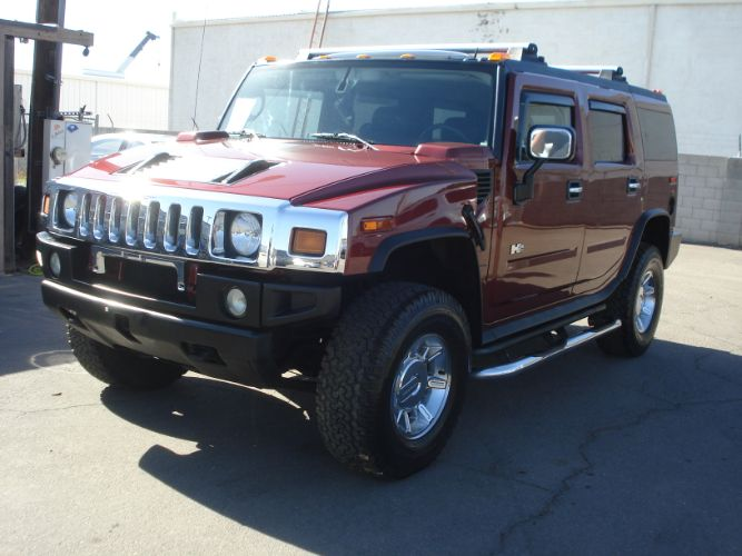 2005 HUMMER H2 Low Miles, Finance Available