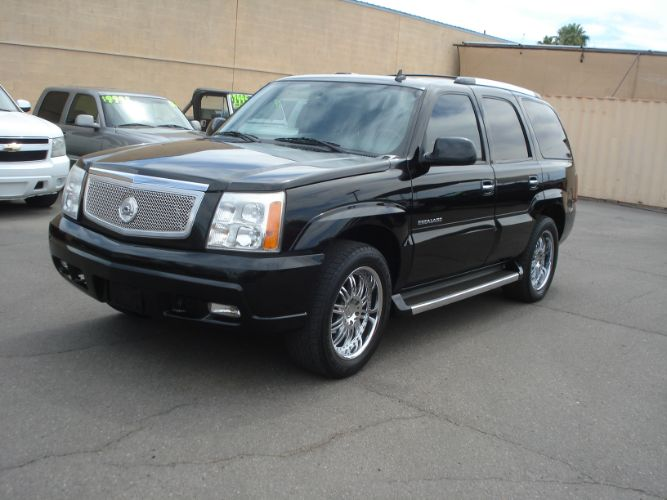 2006 Cadillac Escalade EZ Finance, Low Down Low Payments