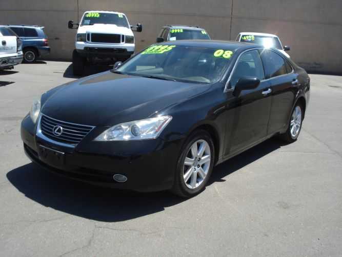 2008 Lexus ES 350 Finance is EZ Here, Bad Credit No Problem