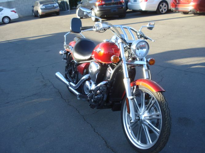 2007 Kawasaki Vulcan 900 Easy Finance, Low Down, Low Payments