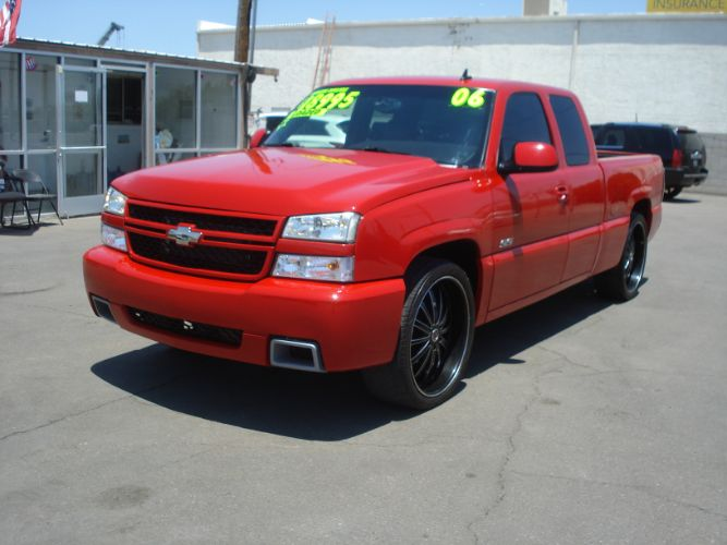2006 Chevrolet Silverado SS Finance Available