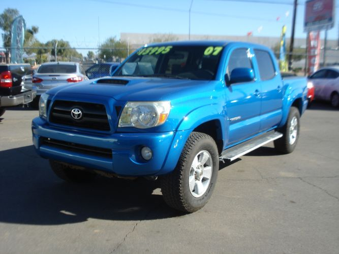 2007 Toyota Tacoma Prerunner, Finance Available