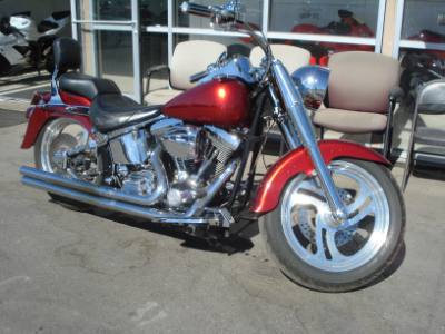 2006 HARLEY DAVIDSON Fatboy Custom Finance For Bad Credit
