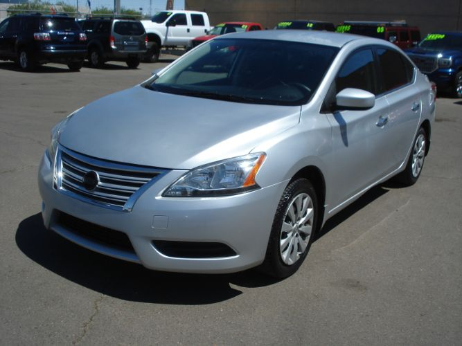 2015 Nissan Sentra Finance For Bad Credit