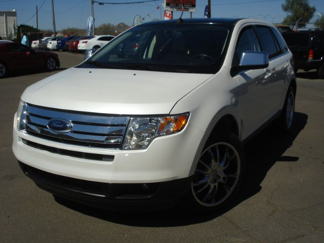 2010 Ford Edge Finance is EZ Here, Bad Credit No Problem