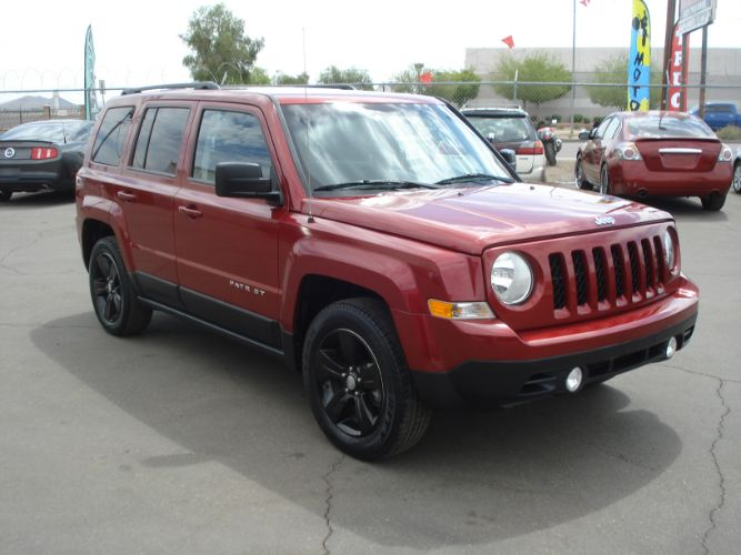 2014 Jeep Patriot Low Miles, Finance Available