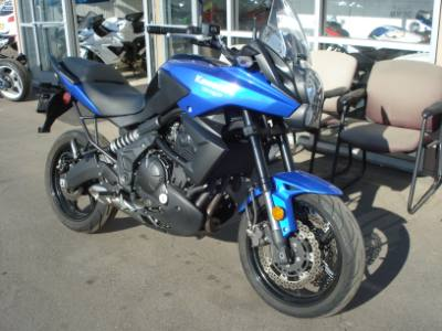 2013 Kawasaki LE 650A VERSYS FINANCE AVAILABLE FOR BAD CREDIT