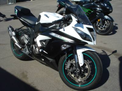 2014 Kawasaki ZX-6R BAD CREDIT NO PROBLEM LOW MONTHLY PAYMENTS