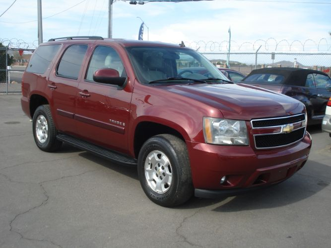 2008 Chevrolet Tahoe 3rd Row, Finance is EZ Here, Low Payments