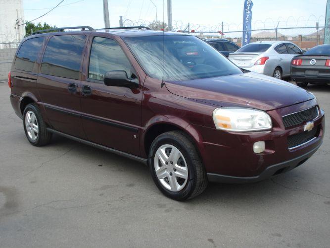 2006 Chevrolet Uplander Finance is EZ Here, Bad Credit No Problem