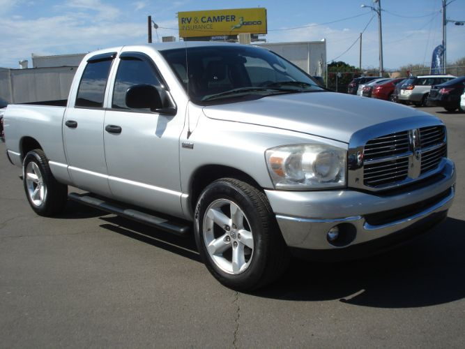 2008 Dodge Ram 1500 Crew Cab, Finance Available