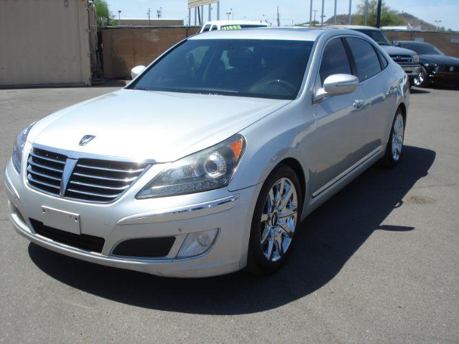 2011 Hyundai Equus EZ Finance, Low Down Low Payments