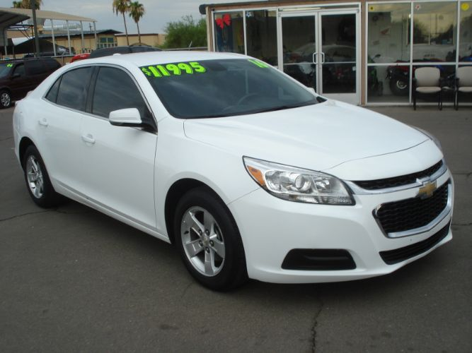 2016 Chevrolet Malibu Limited Low Miles, Finance Available