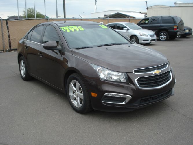 2015 Chevrolet Cruze Finance For Bad Credit
