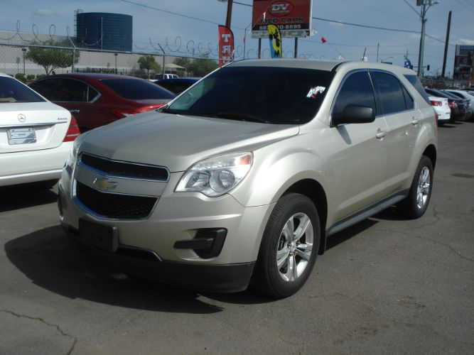 2015 Chevrolet Equinox Finance For Bad Credit