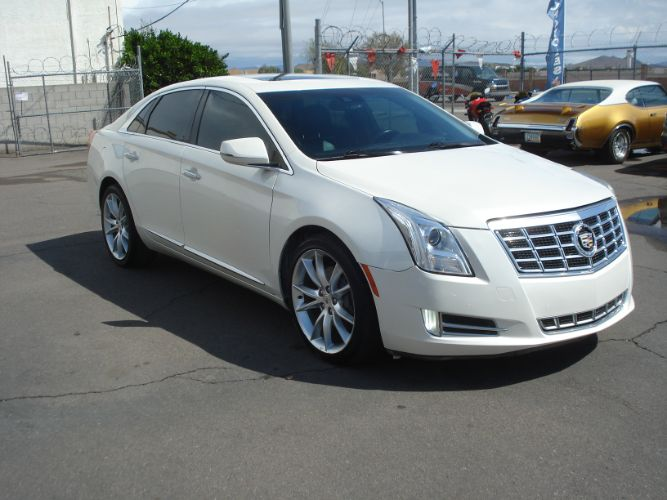 2013 Cadillac XTS EZ Finance, Low Down Low Payments