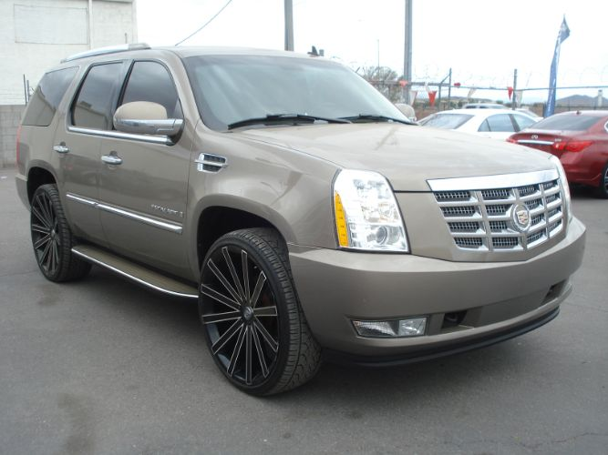 2007 Cadillac Escalade EZ Payments Apply Online, Same Day Approval