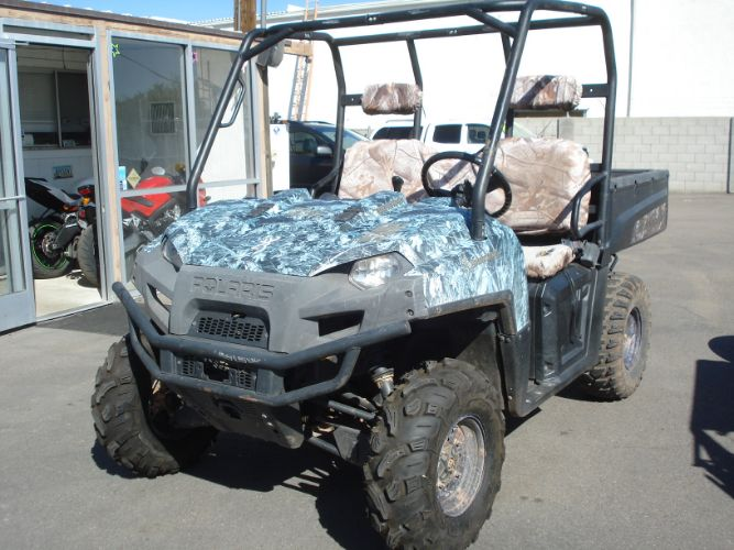 2009 POLARIS RANGER 700 Finance Available