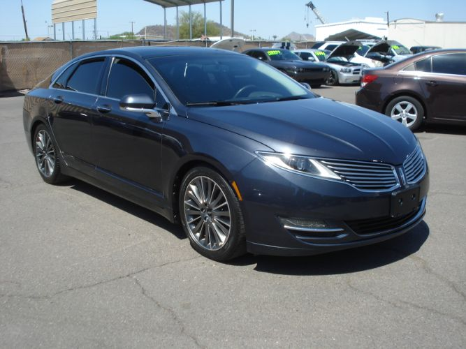 2013 Lincoln MKZ EZ Payments Apply Online, Same Day Approval