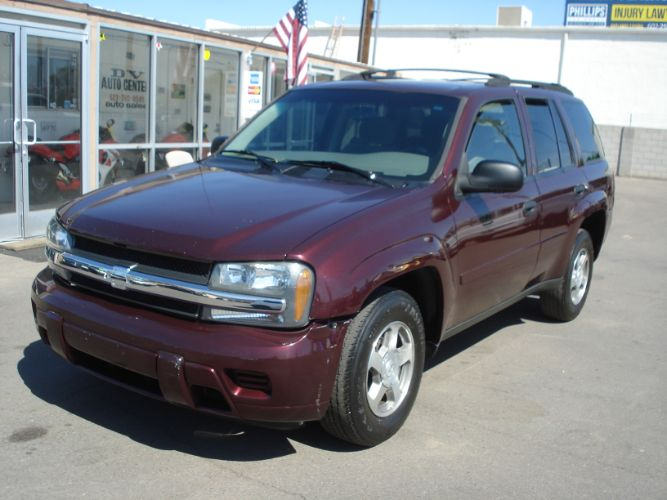 2006 Chevrolet TrailBlazer Finance For Bad Credit