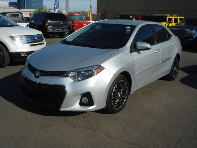 2016 Toyota Corolla S Plus, Finance Available