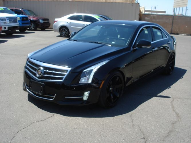 2013 Cadillac ATS Performance, Lots of Mods, Finance is Available