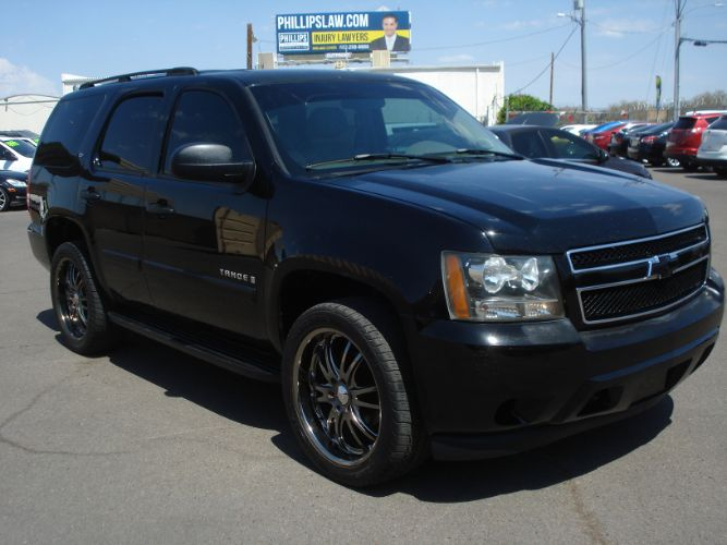 2007 Chevrolet Tahoe 3rd Row, Finance Available, Bad Credit OK