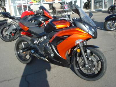 2014 Kawasaki NINJA 650R EASY FINANCE BAD CREDIT IS NO PROBLEM