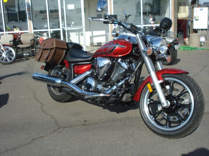 2014 YAMAHA Vstar 950 Finance For Bad Credit