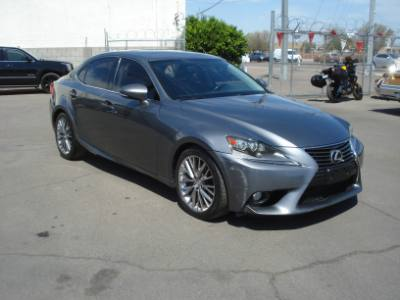 2014 Lexus IS 250 Finance Available