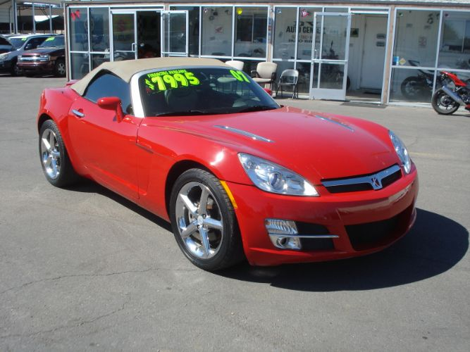 2007 Saturn Sky Low Miles, Finance Available