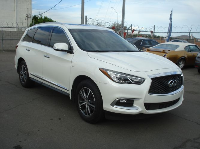 2016 INFINITI QX60 3rd Row, Finance Available