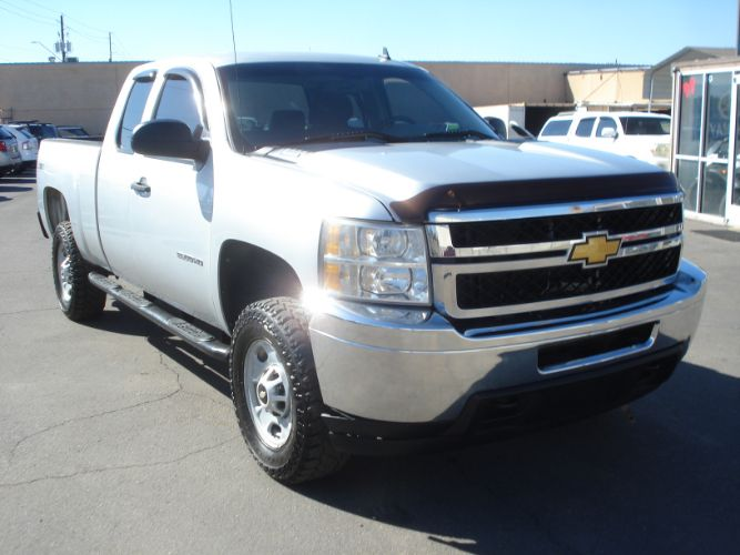 2012 Chevrolet Silverado 2500HD Ext Cab, 4x4, Finance Available
