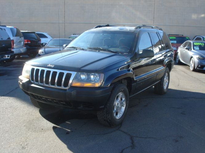 2000 Jeep Grand Cherokee 4x4, Finance Available