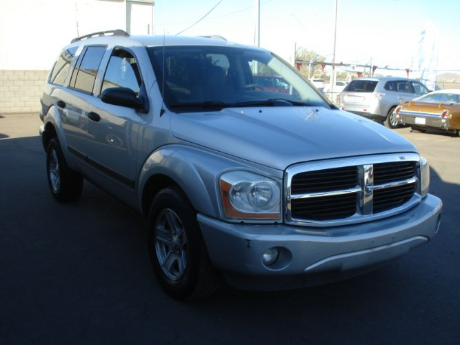 2006 Dodge Durango Finance For Bad Credit