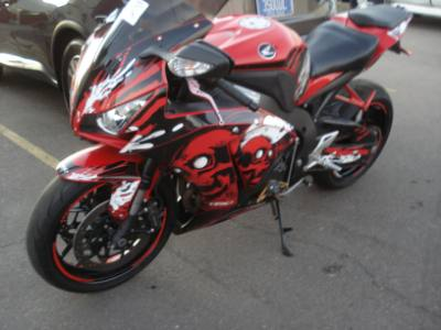 2012 Honda CBR1000RR PAYMENTS AS LOW AS 199 A MONTH O.A.C.