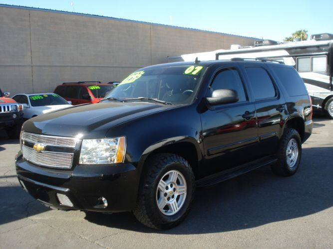 2007 Chevrolet Tahoe 3rd Row, Finance For All