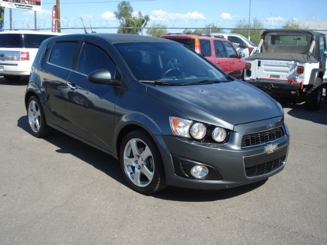 2013 Chevrolet Sonic Finance For Bad Credit