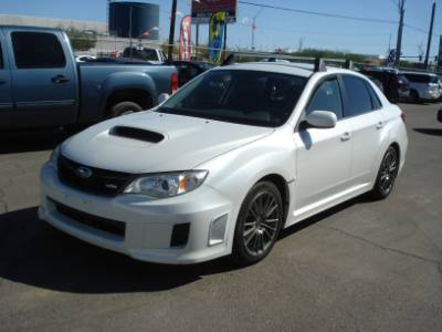 2013 Subaru Impreza Sedan WRX Finance For Bad Credit