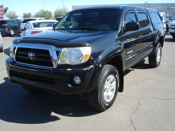 2008 Toyota Tacoma Double Cab Prerunner Finance For Bad Credit