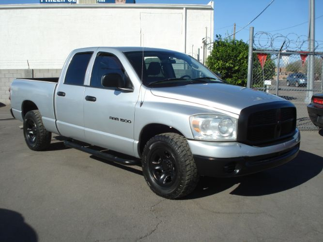 2007 Dodge Ram 1500 Crew Cab, Finance Available