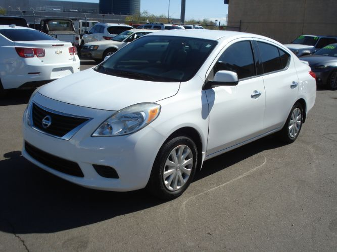 2014 Nissan Versa EZ Finance, Low Down Low Payments