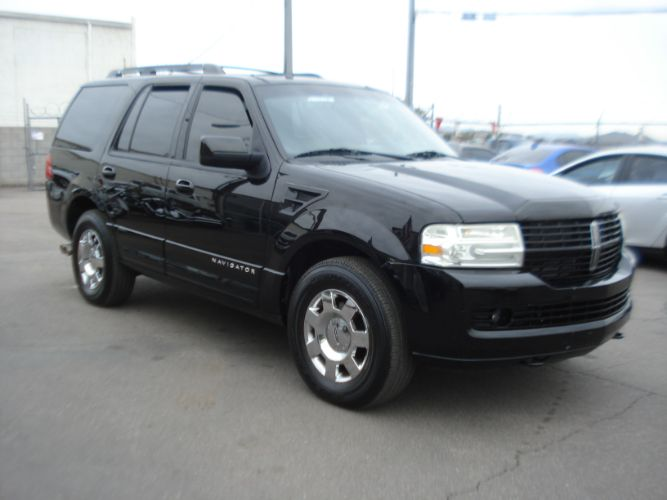 2007 Lincoln Navigator EZ Finance, Low Down Low Payments