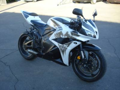2009 Honda CBR600RR Low monthly payments OAC