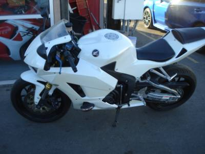2013 Honda CBR600RR finance available for all types of credit