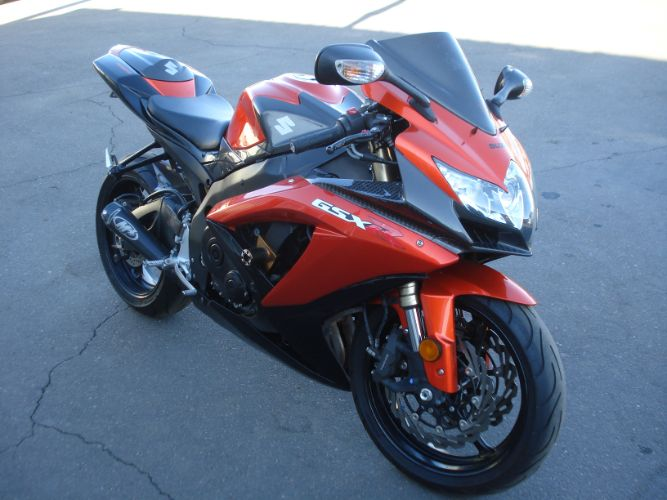 2009 Suzuki GSX-R600 Finance Available
