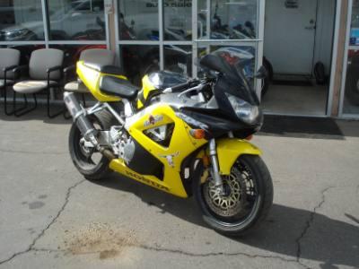 2001 Honda CBR929RR FINANCE FOR BAD CREDIT